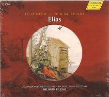 Mendelssohn – Elias / Schäfer • Kallisch • Schade • Schöne [2 CD Set]