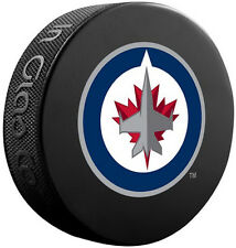 Winnipeg Jets Official NHL Logo Souvenir Hockey Puck
