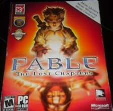 Fable - The Lost Chapters - PC CD-Rom - 2005 - USA #B20