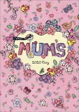 Mums Fabric & Buttons A5 Official 2020 Diary