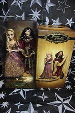 Disney Fées collection Rapunzel et mère gothel limited edition dolls