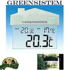 TERMOMETRO PVC PARETE MIN//MAX 230×80 FIT95322