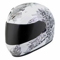 Scorpion EXO-R320 Full Face Motorcycle Street Helmet Dream White Medium 75-1148M