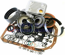 4L80E 97-UP MASTER KIT SEAL PAN GASKET OVERHAUL 4L85E MT1 MN8 TRANSMISSION ORING