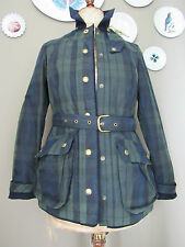 Joules Button Casual Checked for Women