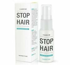 Natural Permanent Hair Removal Spray Painless Depilatory Cream Stop Hair Growth