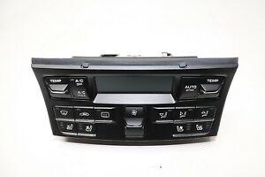 Porsche Cayman S 981 2014 Climate Control Heat Seat Switch Unit 99165320515 J175