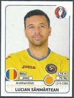 PANINI EURO 2016- #059-ROMANIA-LUCIAN SANMARTEAN