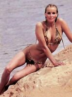 A Bo Derek Bikini Posing On A Rock 8x10 Picture Celebrity Print