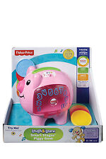 NEW Fisher-Price Smart Stages Piggy Bank