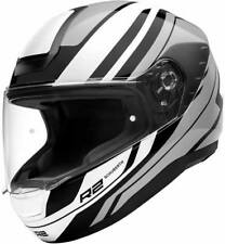 SCHUBERTH R2 ENFORCER GREY MOTORCYCLE HELMET  *HALF PRICE* - LARGE