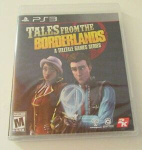 Tales From the Borderlands (Sony PlayStation 3, 2016) Region Free