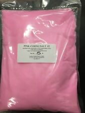 PINK CURING SALT #2 NITRITE/ NITRATE 5 LBS- FOR DRY CURING MEATS AND SAUSAGES