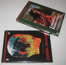 Ruggero Deodato CANNIBAL HOLOCAUST (1980) Special Limited 2 dvd import USA