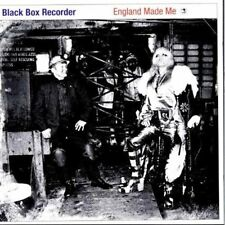 BLACK BOX RECORDER - ENGLAND MADE ME [12 TRACKS] NEW CD