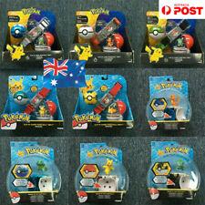 Pokemon Clip N GO Carry Poke Ball Toys Cross Belt Game Kids Gift AU Stock