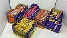 Cadbury Chocolate Bars Wispa/Flake/Crunchie/Twirl/Double Decker -QUICK DISPATCH