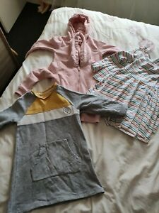 Twin Girls 5-6,6-7 Years Clothes Bundle