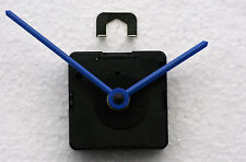 UTS (German) Quartz Clock Movements with short stem. inc long Blue hands.