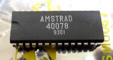 Amstrad 40078 28 pin DIP vintage  integrated circuit