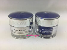 Lancome Blanc Expert Brighting Hydrating Day & Night Cream total 15ml*2=30ml/1oz
