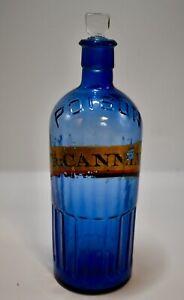 Cannabis Apothecary Bottle Poison