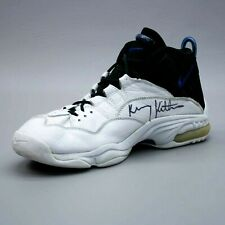 Nike Kerry Kittles #30 Autographed Game-Worn/Used Signed Basketball Sneakers