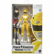 Power Rangers Lightning Collection Wave 4 - MMPR Yellow Ranger