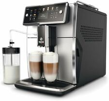 Saeco SM7581 / 00 XELSIS coffee espresso super automatic machine silver black