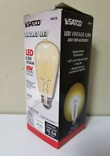 SATCO S9578 VINTAGE LED 4.5W 2300K DIMMABLE BULB