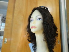Malky Wig Sheitel European Multidirectional Human Wavy Hair MediumBrown 4 Small