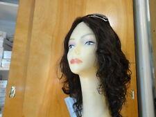 Malky Wig Sheitel European Multidirectional Human Wavy Hair MediumBrown 4 Large