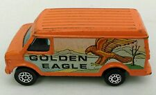 Vintage CORGI JUNIORS Jrs die-cast U.S. VAN Golden Eagle