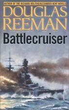Battlecruiser (The Modern Naval Fiction Library) by Reeman, Douglas