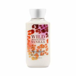 Bath & Body Works Wild Madagascar Vanilla Body Lotion 8 oz.