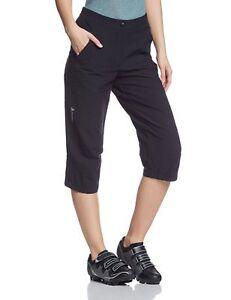 Odlo Ladies Pants 3/4 Passion 421261 D [Size XS] Trousers Cycling Black Nip