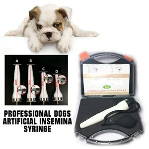 Pro Dogs Artificial Insemination Kit Tool Veterinary Equipment Nature Mating Way