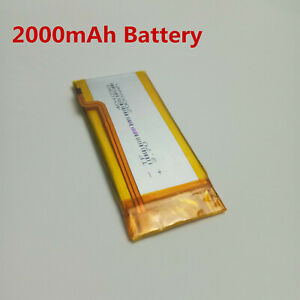 2000mAh Battery Upgrade replacement for iPod Classic 6 7 & Video 5 5.5 Thin
