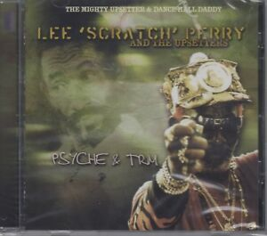 """Lee """"Scratch"""" Perry & The Upsetters """"Psyche & Trim"""" NEW & SEALED CD *16 Tracks*"""