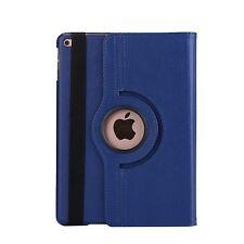 Apple iPad 5 | 6 Generation Air 1+2 9.7 360° Cover Case Tablet Hülle dunkelblau