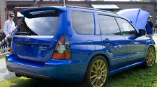 ROOF SPOILER FOR  >> SUBARU FORESTER II 2002-2008 <<  the quick delivery