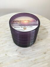 Bath And Body Works Berry Waffle Cone 13.5oz Candle Original