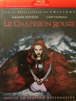 BLU-RAY - LE CHAPERON ROUGE (A.Seyfried)