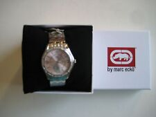 Rhino by Marc Echo E8M057MV Pink Silver Women's Watch $90