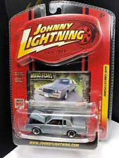 2007 JOHNNY LIGHTNING MUSCLE CARS 1987 BUICK REGAL - J2