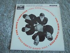 The Dave Clark Five - Do You Love Me 1963 UK EP COLUMBIA EX