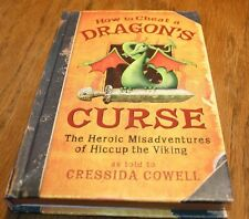 How To Cheat a Dragon's Curse   Cressida Cowell