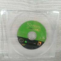 Shrek extra large gamecube disc Only tested