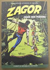 N3762 FANTASTICO ZAGOR N.20 COLLEZIONE STORICA A COLORI REPUBBLICA-L'ESPRESSO