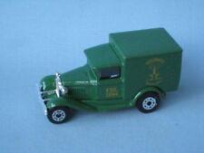Matchbox MB-38 Ford Model A Van Youngs Ship Dips Australian Green Boxed